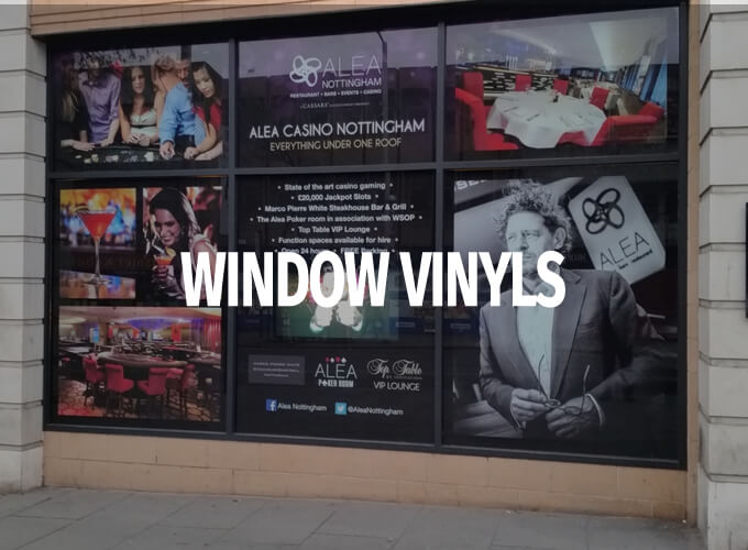 Services-Window Vinyls